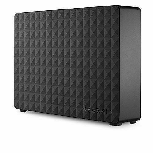 Seagate Expansion 6TB Desktop External Hard Drive USB 3.0 - BRAND NEW SEALED