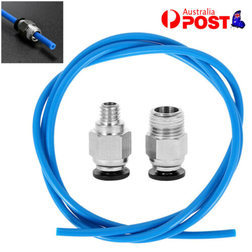 For Ender 3 Upgraded PTFE Bowden Tube W/ Improved PC4-M6&PC4-M10 Tools Elements