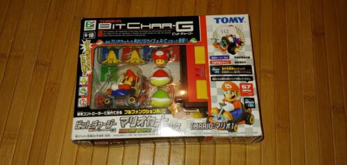 Tomica Bitchar-G radio control Tomy, Mario Kart.full tested! Very good condition