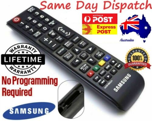 Genuine Samsung Replacement Remote Control  AA5900602A /AA59-00602A Smart TV LED <br/> Same Day Dispatch- AUSTRALIAN STOCK - Ready To Dispatch