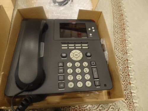 Avaya 9650C Colour IP Office Desk Phone - COMPLETE WITH STAND