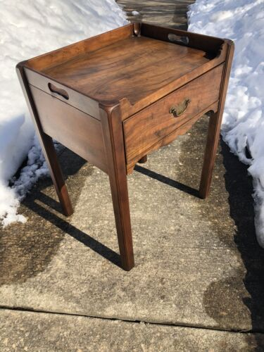 Baker Collector's Edition George III Gallery End Table