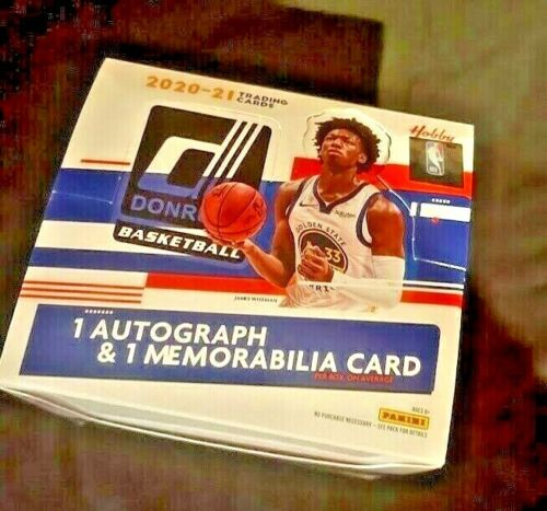 2020 - 2021 NBA PANINI DONRUSS BASKETBALL - FOTL BOXES 30 cards per HOBBY PACK <br/> Look for LaMelo Ball Autographed Cards 🔥🔥