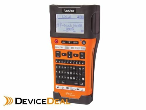 Brother P-touch PT-E550WVP Label Printer