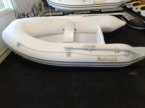 2.7m ISLAND INFLATABLE BOAT HYPALON Alloy RIB 2011 Model IN EXCLLENT CONDITION <br/> THIS BOAT IS ON EXCELLENT CONDITION & HOLD AIR NO LEAKS