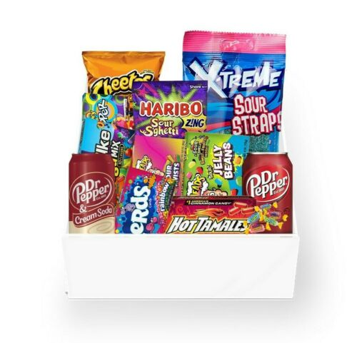 American Candy Gift Box Ultimate Collection Box - Birthday Present -Gift Hamper