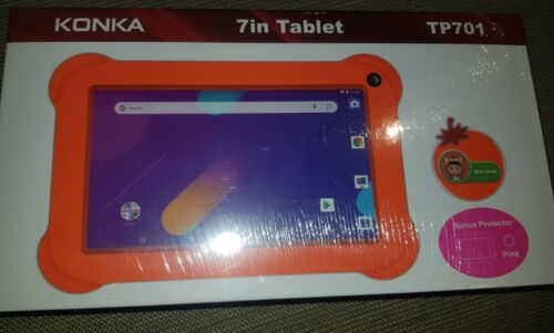 Konka Tp701 brand new and sealed tablet with bonus pink protector