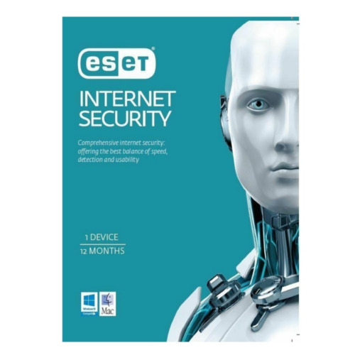 ESET Internet Security for 1 Device 1 Year ESD Digital Key Delivery