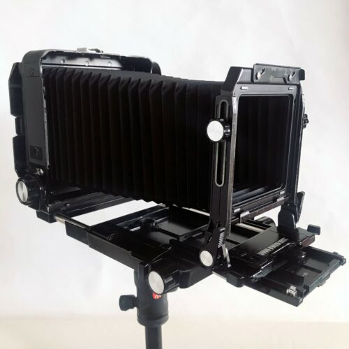 TOYO Field 45A with linhof plate adapter <br/> toyo 4x5, LF,
