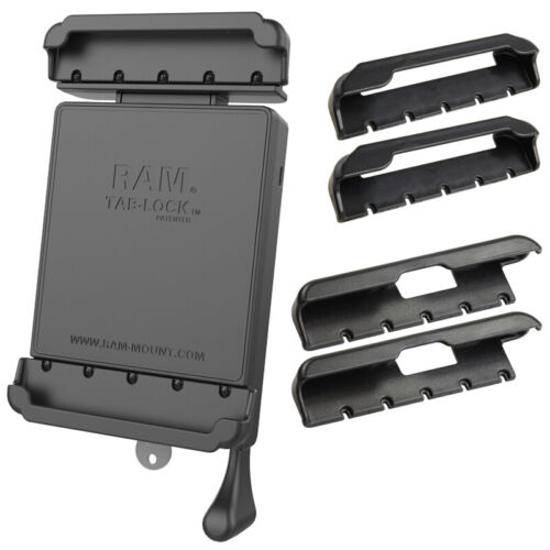 RAM Tab-Lock Universal Spring Loaded Holder for Small Tablets