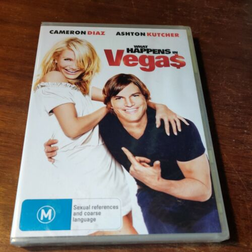 What Happens in Vegas DVD, 2008 Brand New & Sealed