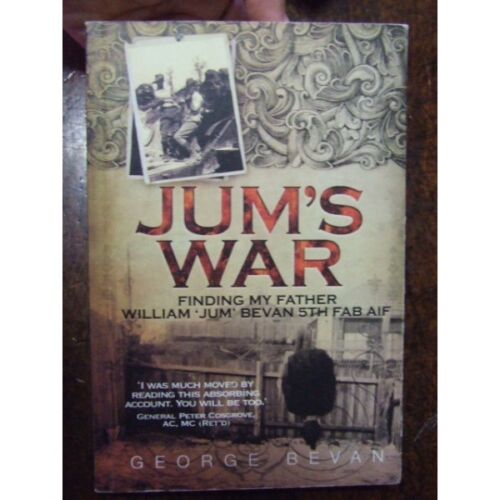 Jum's War - Diary History of a 5th FAB AIF Artillery Soldier