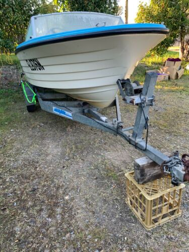 savage boat - Envoy outboard