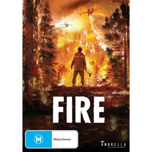 FIRE DVD, NEW & SEALED ** NEW RELEASE ** 010921, FREE POST