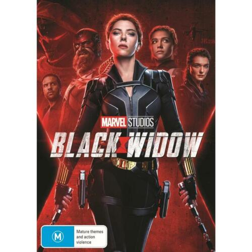 BLACK WIDOW DVD, NEW & SEALED ** NEW RELEASE ** 150921, FREE POST, IN STOCK