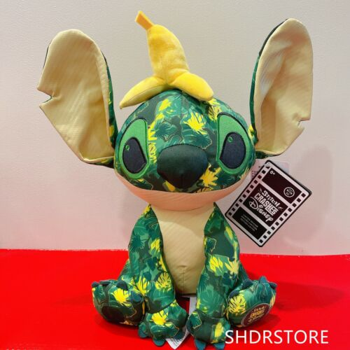 Preorder Disney 2021 Stitch Crashes Plush September The Jungle Book authentic