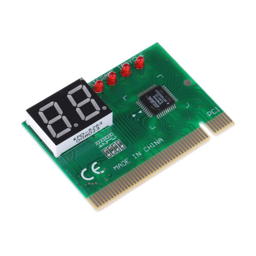 PC diagnostic 2-digit pci card motherboard tester analyzer code For computer_RZ