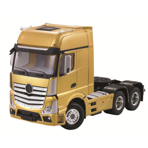Hercules Hobby 1:14 RC Prime Mover Tractor Truck Actross 1851 by Mercedes Benz