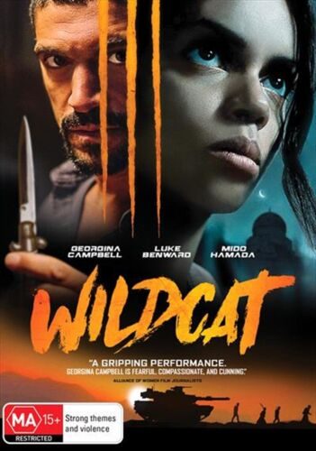 WILDCAT DVD, NEW & SEALED ** NEW RELEASE ** 131021, FREE POST
