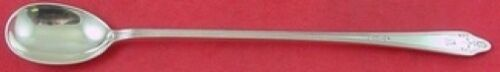 Clinton Engraved by Tiffany & Co. Sterling Silver Iced Tea Spoon 7 1/2""