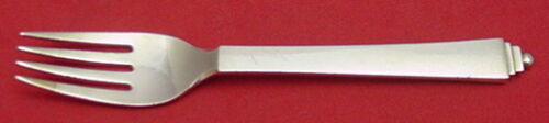 """Pyramid by Georg Jensen Sterling Silver Child'S Fork 5 1/2"""" #082"""