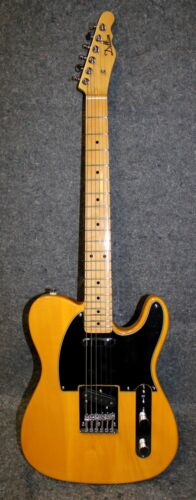 TELECASTER  DILLION  52 AGED AWESOME GUITAR NEW!!!!!!!!!!!!!!!!!!!!