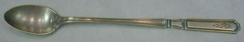 Saint Dunstan Plain by Gorham Sterling Silver Iced Tea Spoon 8 1/8""