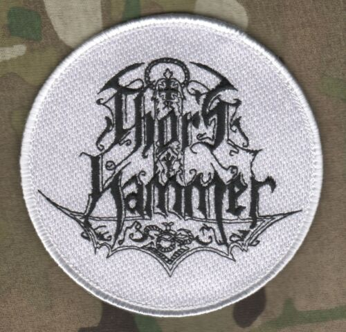Jsoc Seal Ninja Networked Sp Ops Oda Jtf Hook/loop Patch: Thor's Hammer Mjölnir