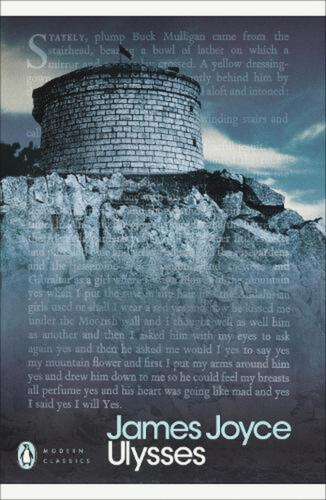 Ulysses by James Joyce (English) Paperback Book Free Shipping!