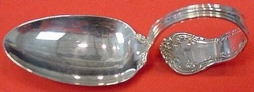 Old Atlanta by Wallace Sterling Silver Baby Spoon Bent Handle Custom Made