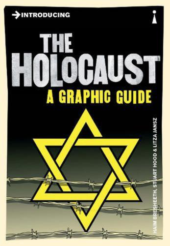 Introducing the Holocaust: A Graphic Guide by Haim Bresheeth (English) Paperback