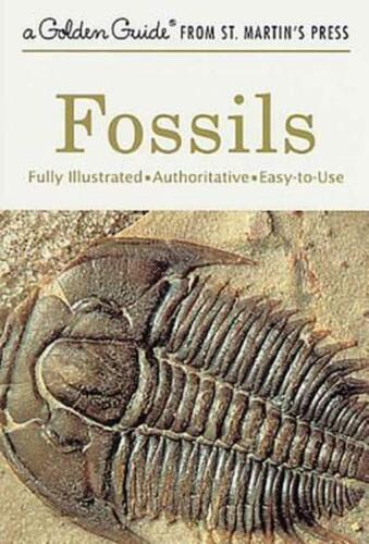 Fossils by Frank H. Rhodes (English) Paperback Book Free Shipping!