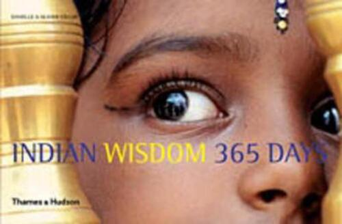 Indian Wisdom: 365 Days by Danielle Follmi (English) Hardcover Book Free Shippin