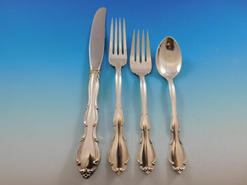 Fontana by Towle Sterling Silver Dinner Size Place Setting(s) 4pc