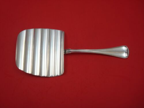 Milano by Buccellati Italian Sterling Silver Asparagus Server FH All Sterling 9""