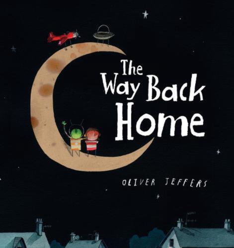 Way Back Home by Oliver Jeffers Free Shipping!