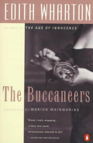 The Buccaneers by Edith Wharton (English) Paperback Book Free Shipping!