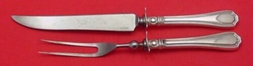 """Hepplewhite by Reed & Barton Sterling Silver Steak Carving Set 2pc 10 1/4"""""""