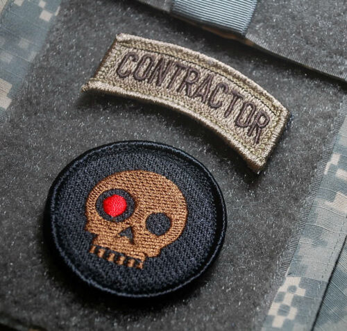 Private Military Contractors Pmc Diplomatic Security Terminator + Contractor Tab