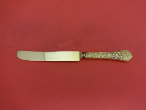 Cluny Vermeil by Gorham Sterling Silver Regular Knife Old French 8 5/8""