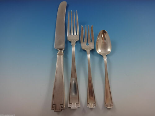 Etruscan by Gorham Sterling Silver Regular Size Place Setting(s) 4pc