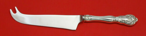"""Chateau Rose by Alvin Sterling Silver Cheese Knife with Pick HHWS Custom 8 1/4"""""""