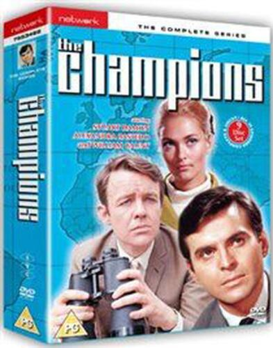 Champions: The Complete Series - DVD Region 2 Free Shipping!