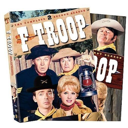 """F TROOP COMPLETE SERIES COLLECTION 12 DISC DVD BOX SET R4 """"NEW&SEALED"""""""