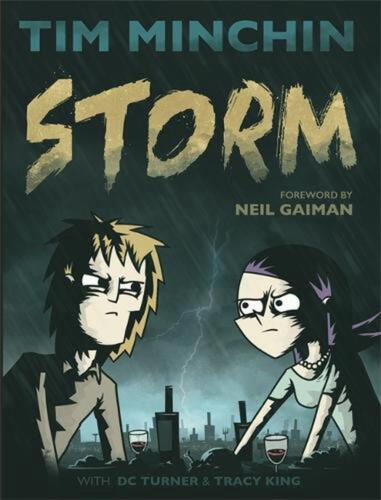 Storm by Tim Minchin Paperback Book Free Shipping!