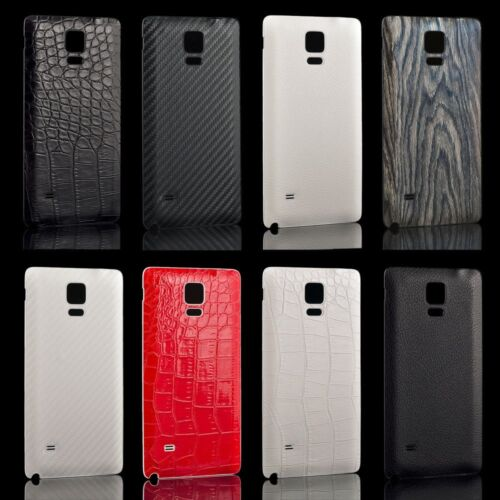 Fashion Designer Battery Door Housing Back Case Cover for Samsung Galaxy Note 4