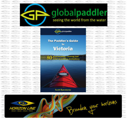 Paddlers Guide To Victoria VIC - Canoe and Kayak Book 1st edition