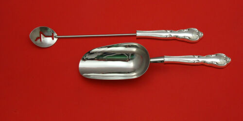 American Classic by Easterling Sterling Silver Bar Set 2pc HHWS  Custom Made