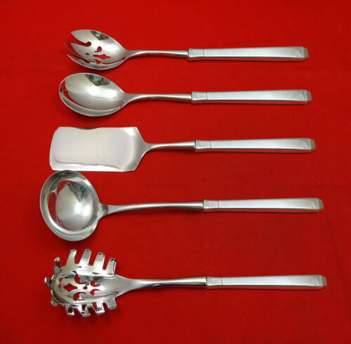 Craftsman by Towle Sterling Silver Hostess Set 5pc HHWS  Custom Made