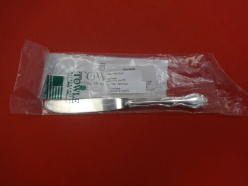 """Fontana by Towle Sterling Silver Junior Knife 6 3/4"""" New"""